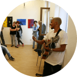 Weitere Informationen zu Kunst und Konzerten