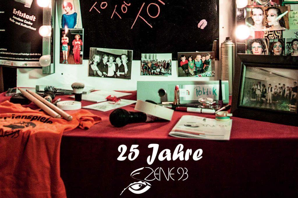 Presse: 25 Jahre Szene 93 – Jubiläumsshow – Erftstadt Anzeiger