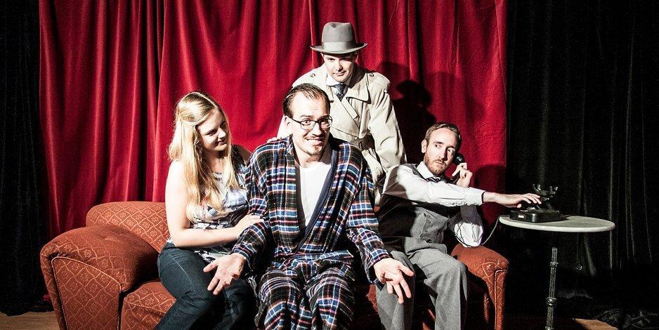 Theater: Spiel's noch einmal Sam 5.11.16 – 19.11.16