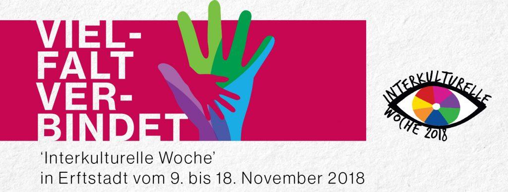 Interkulturelle Woche: Vielfalt verbindet – 9. bis 18.11.18