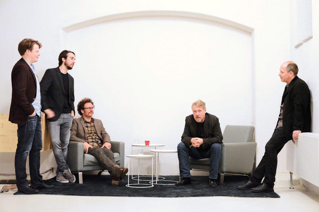 StudioKonzert 5: Axel Fischbacher Quintet – 12.4.19 – 20 Uhr