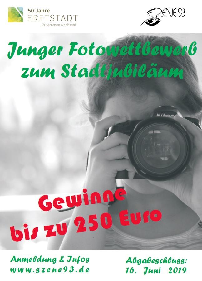 Junger Fotowettbewerb 2019: 50 Jahre Erftstadt