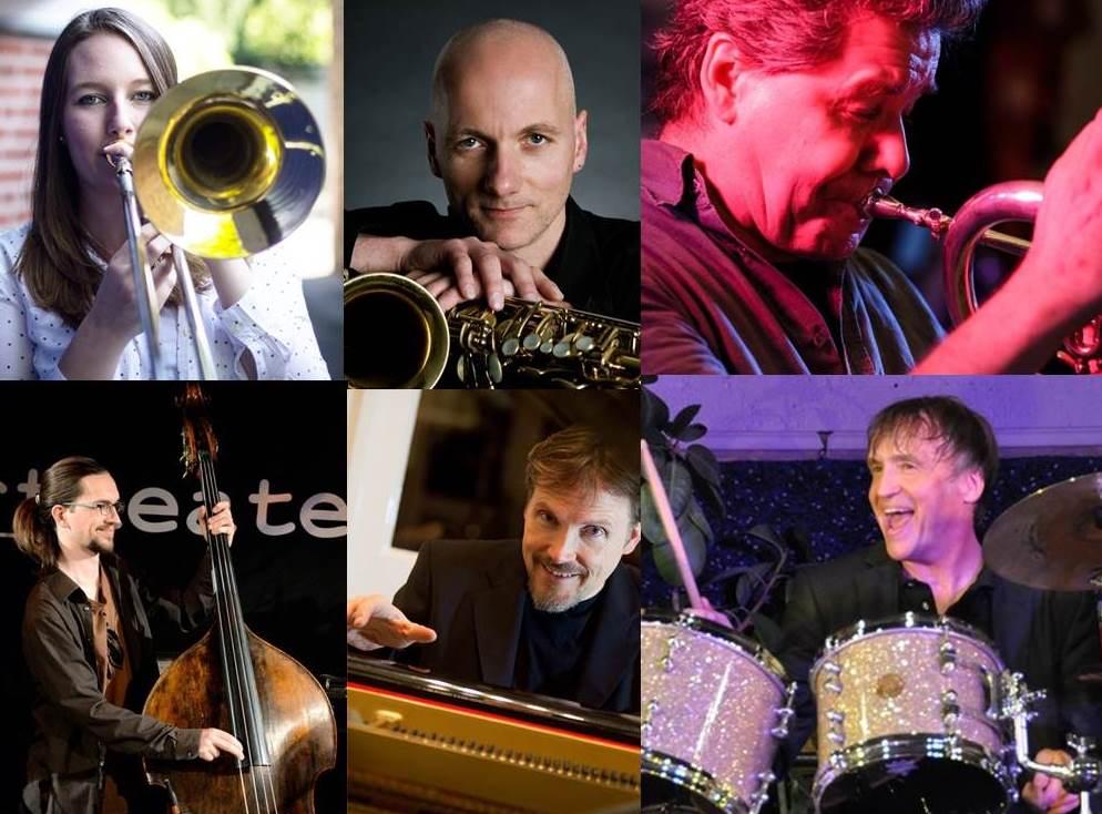 Studiokonzert 16: 2. Jazzin-Jamsession – 8.1.20 – 20 Uhr