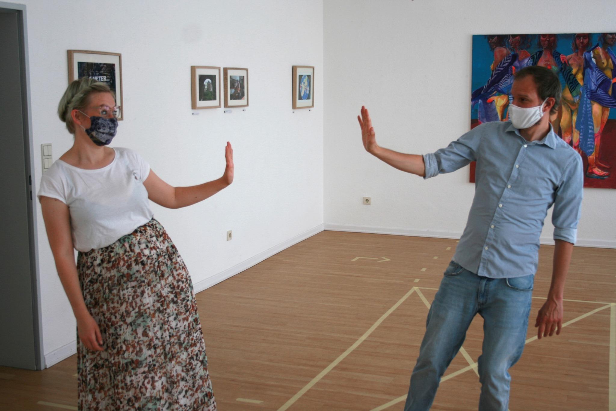 Junge Kunst im Stadthaus 2021: Künstler gesucht